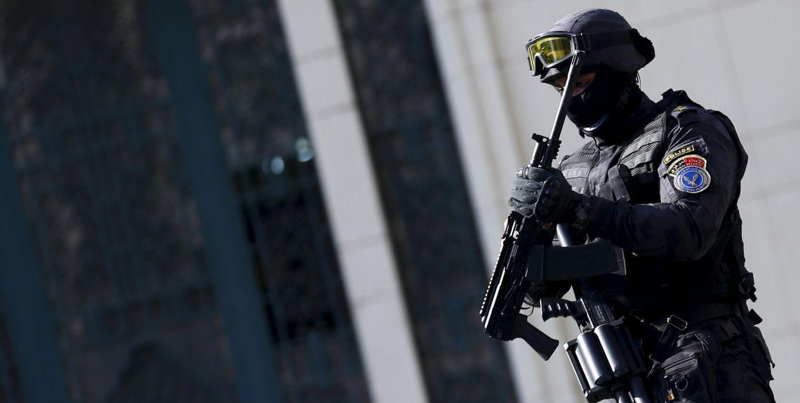 7f5310fc6 مصرع 16 من رجال الشرطة في اشتباكات مسلحة مع إرهابيين الأسبوع الماضي |  انتربرايز